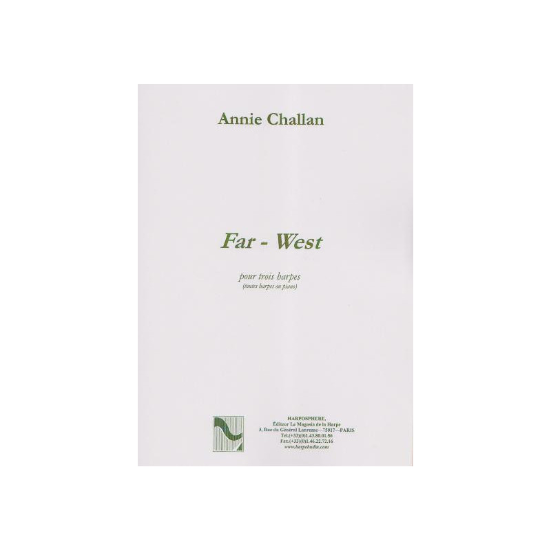 Challan Annie - Far West