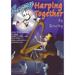 Rosetty - Jazzy Harping Together