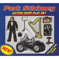 CD - Stickney Park - Action Harp Play Set