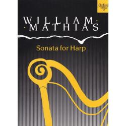 Mathias William - Sonata for harp