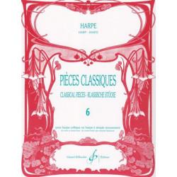 Bouchaud Dominig - Pièces classiques n°6 (6 pièces)