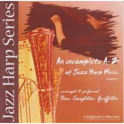 CD - Creighton Griffiths Benjamin - An incomplete A-Z of Jazz Music -Vol.1