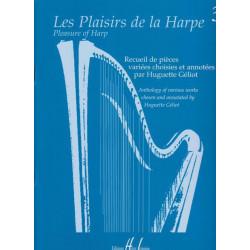 Géliot Huguette - Les plaisirs de la harpe vol.3