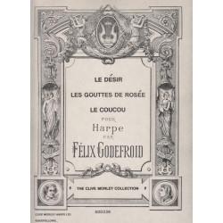 Godefroid Felix - Le désir, les gouttes de rosée, le coucou