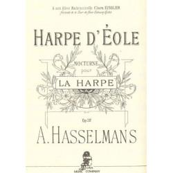 Hasselmans Alphonse - Harpe d'Eole