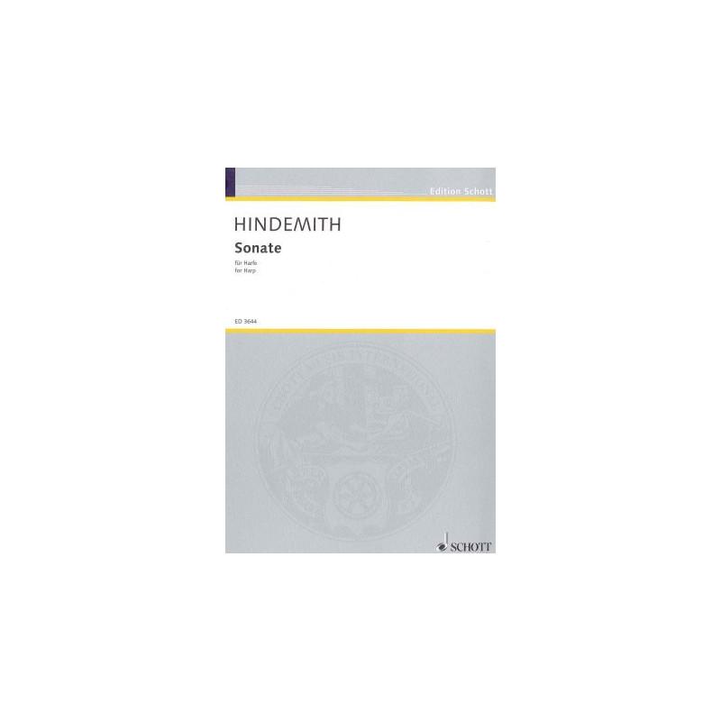 Hindemith Paul - Sonate