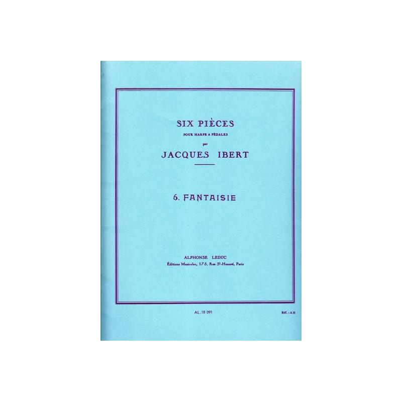 Ibert Jacques - Fantaisie (