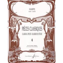 Le Dentu Odette - Pièces classiques n°4 (11 petites pièces)