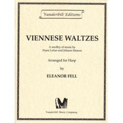 Lehar & Strauss - Valses viennoises (Eleanor Fell)