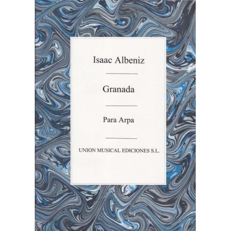 Albeniz Isaac - Granada para arpa (Zabaleta)
