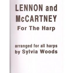 Lennon - Mc Cartney - Lennon & Mc Cartney for the harp