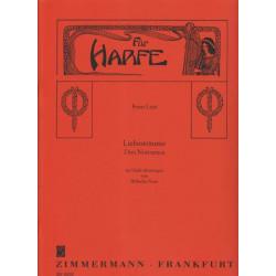 Liszt Franz - Liebesträume (rêve d'amour)