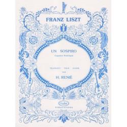 Liszt Franz - Un sospiro