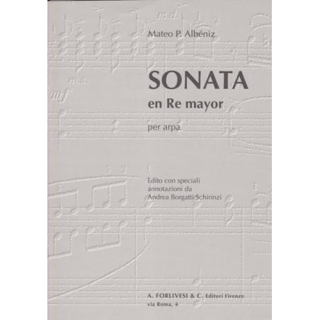 Albeniz Mateo - Sonate en r