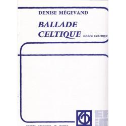 Mégevand Denise - Ballade Celtique