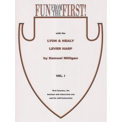 Milligan Samuel - Fun from the first vol.1 (celtic harp - harpe celtique)