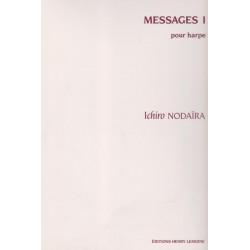 Nodaïra Ichiro - Messages 1