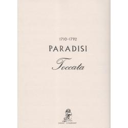 Paradisi Pietro Domenico - Toccata