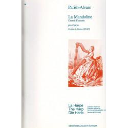 Parish Alvars Elias - La mandoline