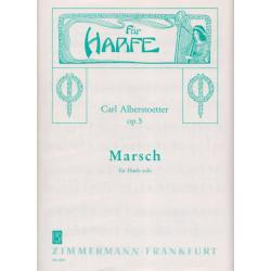 Alberstoetter Carl - Marsch op.5
