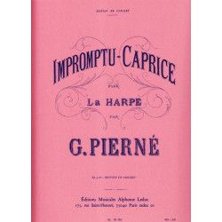 Pierné Gabriel - Impromptu caprice