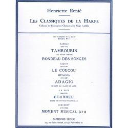 Renié Henriette - Les classiques de la harpe n° 3