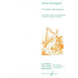 Rossignol Bruno - Le Sentier des sources