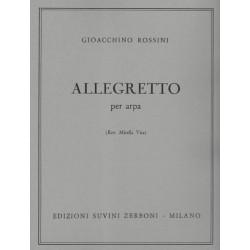 Rossini Giocchino - Allegretto