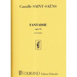 Saint-Saëns Camille - Fantaisie op.95