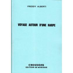 Alberti Freddy - Voyage autour d'une harpe