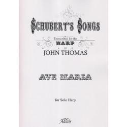 Schubert Franz - Ave Maria (J. Thomas)