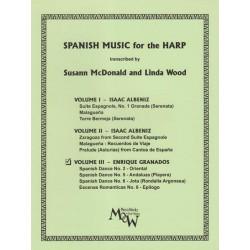 Spanish Music - Granados vol.3
