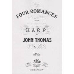 Thomas John - Four romances N° 1 - The tear