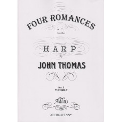 Thomas John - Four romances N° 2 - The Smile