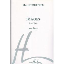 Tournier Marcel - Images, suite n°3 & 4 OP. 35