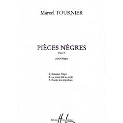 Tournier Marcel - Pièces Nègres Op. 41