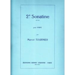 Tournier Marcel - 2° Sonatine Op. 45