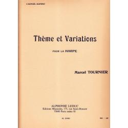 Tournier Marcel - Thème & variations