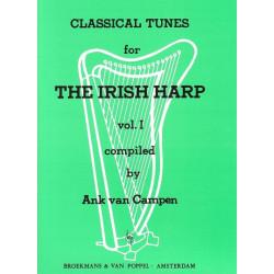 Van Campen Ank - Classical tunes for Irish harp vol.1
