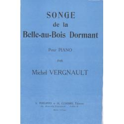 Vergnault Michel - Songe de la belle au bois dormant