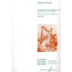 Vivaldi Antonio - Concerto en ré Majeur RV93