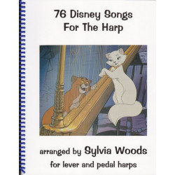 Woods Sylvia - 76 Disney songs