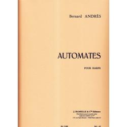 Andrès Bernard - Automates
