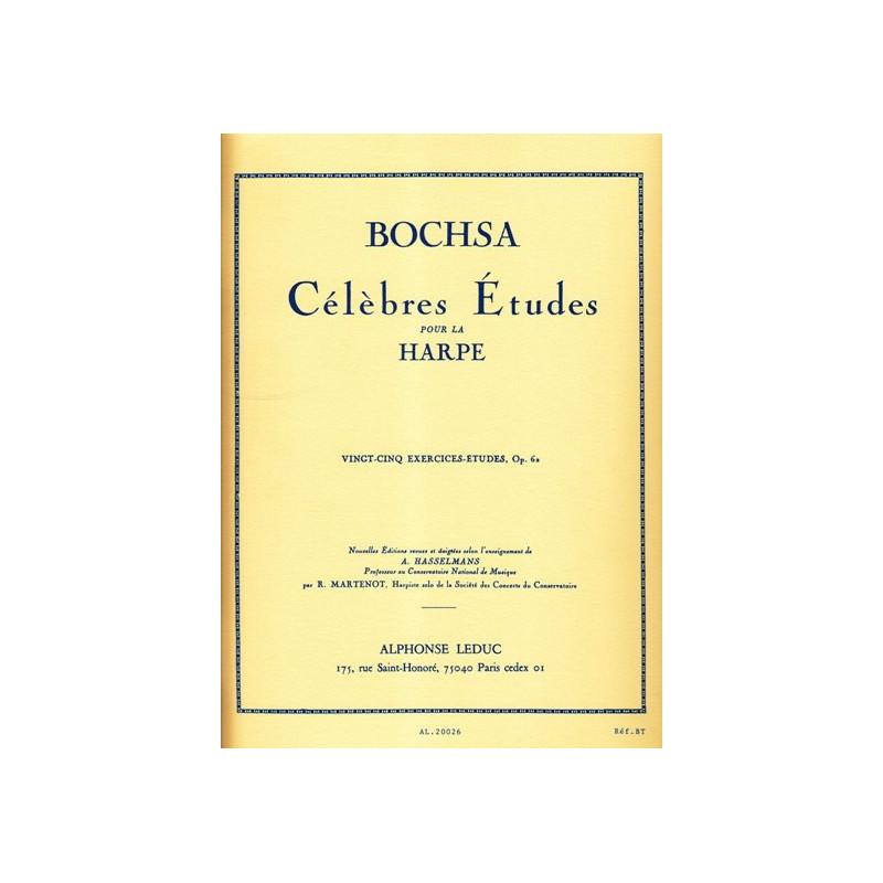Bochsa Nicola-Charles - 25 exercices-