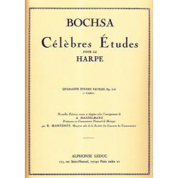 Bochsa Nicola-Charles - 40 études, op.318, Vol. 1