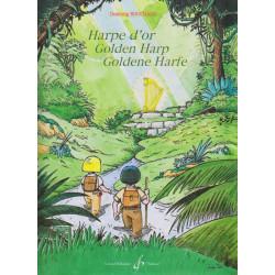 Bouchaud Dominig - La harpe d'or (Goldene harfe - Golden harp)