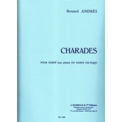 Andrès Bernard - Charades (harpe celtique ou grande harpe)
