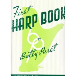 Paret Betty - First harp book