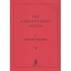 Salzedo Carlos - Harpist's daily dozen