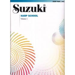 Suzuki Shinichi - Harp school vol. 1